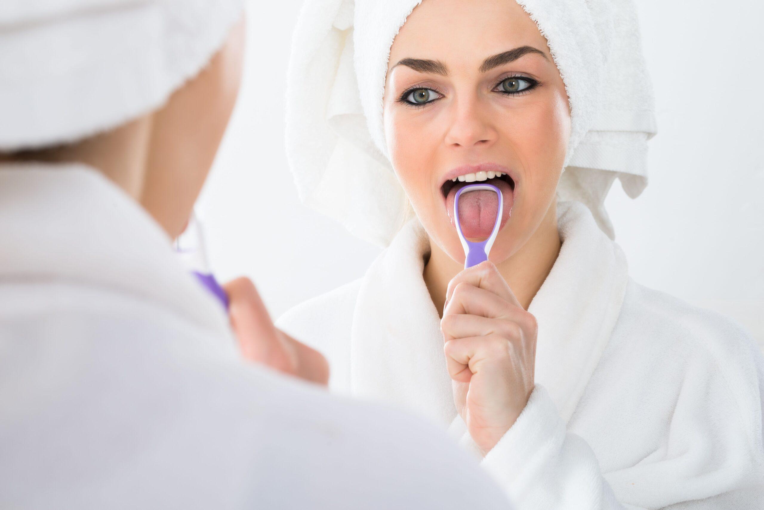 51040 Dentist | Should I Be Using a Tongue Scraper?